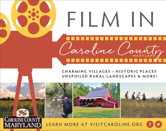Maryland Film Production Ad for Caroline County