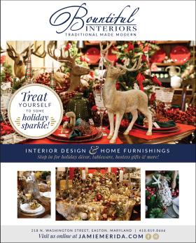 Bountiful Interiors Ad for Attraction Magazine